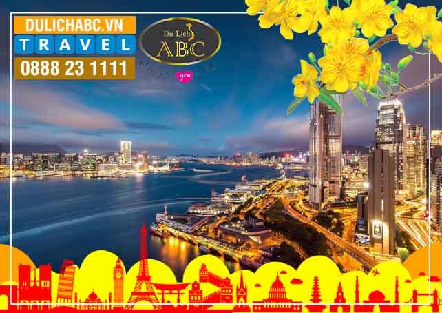 Tour Du lịch Hongkong Tết 2019