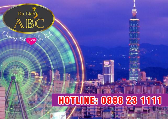 Du Lịch Đài Loan - Cẩm nang, kinh nghiệm du lịch Taipei (Đài Bắc) giá rẻ từ A-Z