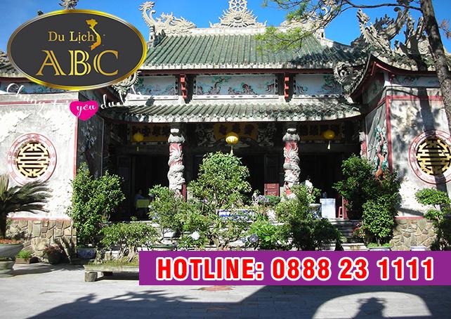 Du lịch hè đà nẵng 2018 - Vẻ đẹp của Đà Nẵng nhìn từ ba ngôi chùa Linh Ứng