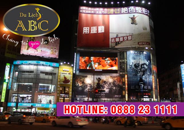 Du Lịch Đài Loan - Ghé thăm những khu chợ đêm ở Đài Loan