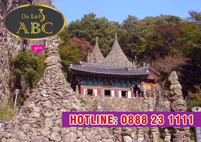 Du Lịch Hàn Quốc - Chùa Haeinsa – viên ngọc quý ẩn mình giữa núi rừng Hàn Quốc