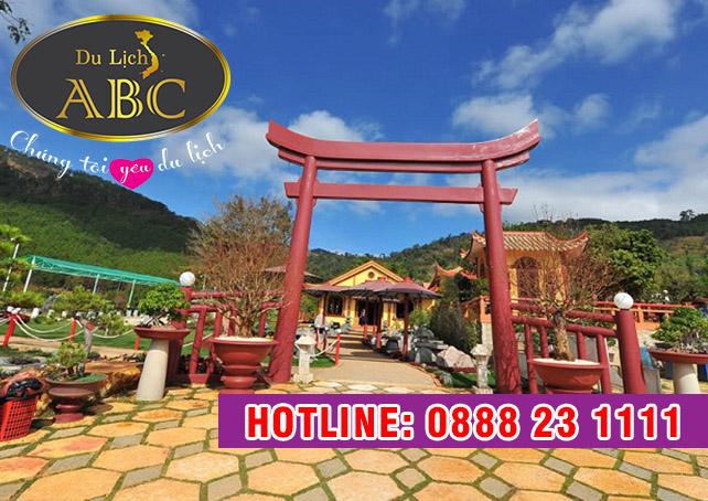 DU LỊCH HÈ ĐÀ LẠT 2018 - Khu du lịch Trúc Lâm Viên