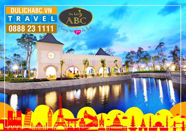 Du Lịch Phú Quốc - Vinpearl land (Máy Bay)