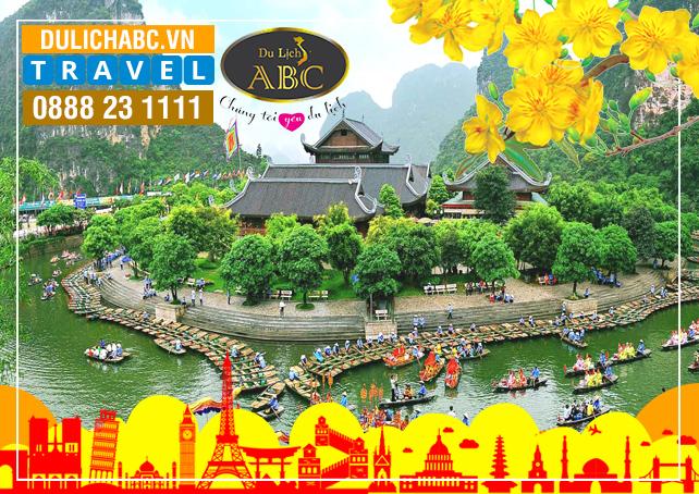 Tour Du lịch Hà Nội - Ninh Bình - Hạ Long Tết Nguyên Đán 2021