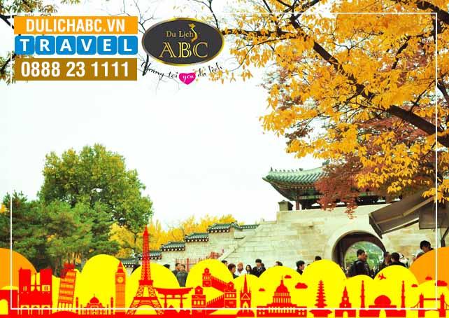 Du lịch Hàn Quốc: SEOUL - ĐẢO NAMI - TRƯỢT TUYẾT YANJIPINE - TẮM SAUNA