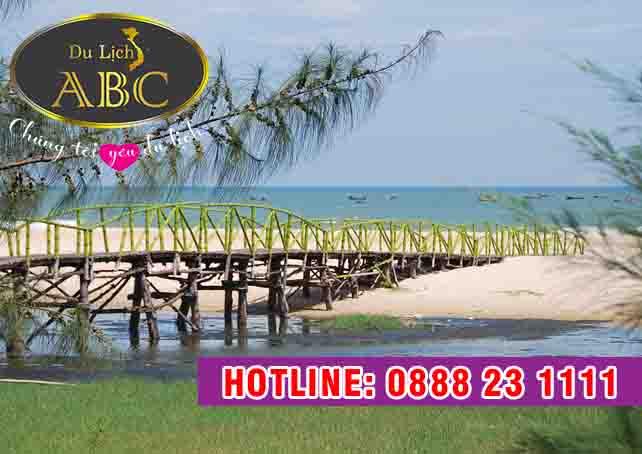 Du Lịch Bình Châu Hồ Tràm - Bãi biển Hồ Cốc