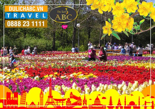 Tour Đà lạt Festival Hoa 2021 (3N2Đ) - giá chỉ: 1.699.000đ