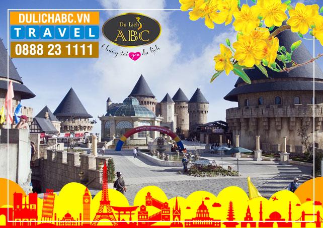 Tour Đà Nẵng - Hội An - Bà Nà - Huế Tết Dương lịch 2021