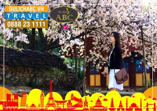 Du lịch Hàn Quốc 2018