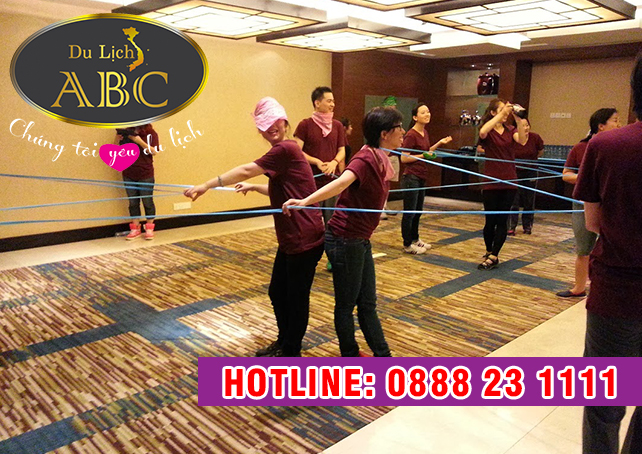 PHÂN LOẠI TEAM BUILDING EXERCISE - TEAM BUILDING ACTIVITIVES