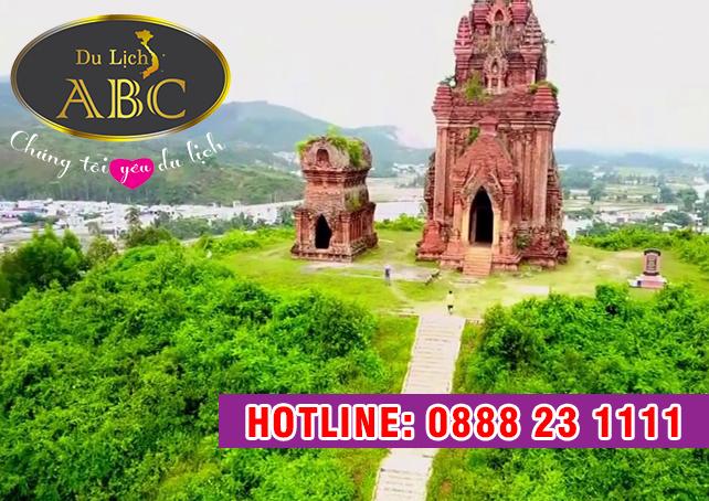 Du lịch Quy Nhơn - Phú Yên - Tháp Bánh Ít