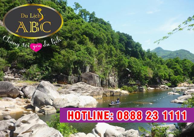 Du lịch Quy Nhơn - Phú Yên -  Khu du lịch sinh thái Hầm Hô