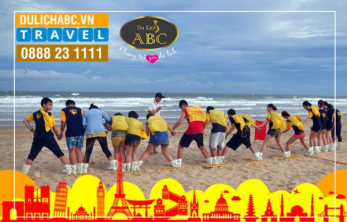 Team building Con đường tơ lụa
