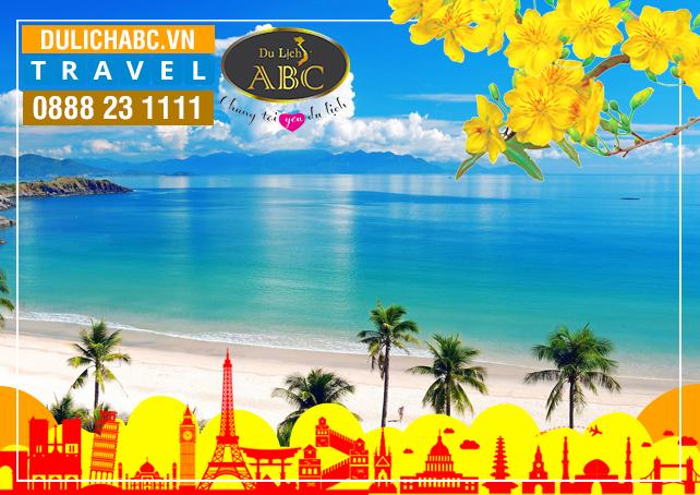 Tour Tết 2021: Nha Trang - Phú Yên - Quy Nhơn 5 Ngày 4 Đêm