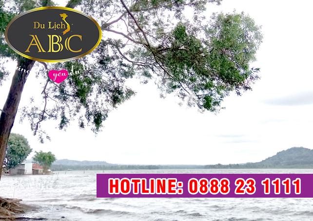 Du lịch Buôn Ma Thuột -  Hồ Ea Kao