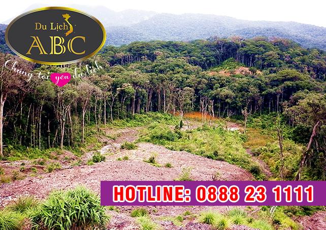 DU LỊCH HÈ ĐÀ LẠT 2018 - Vườn quốc gia Bidoup Núi Bà