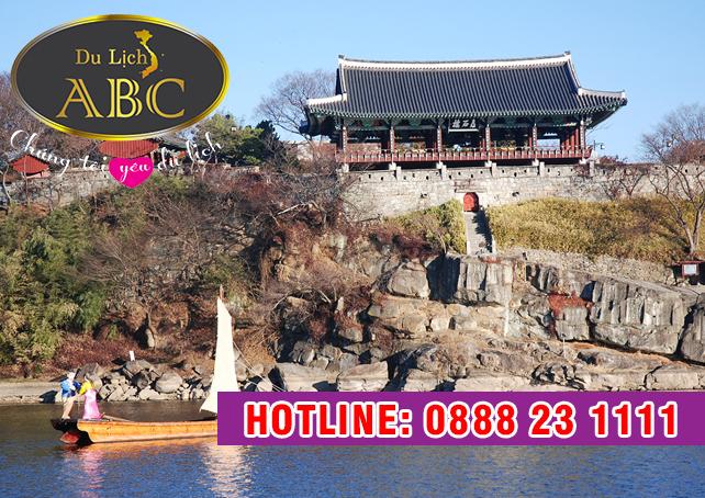 Du Lịch Hàn Quốc - Hàn Quốc: Vừa trải nghiệm sinh thái ở đầm lầy Upo, vừa học lịch sử tại mộ cổ Kaya