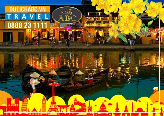 Tour Tết 2021: Đà Nẵng - Sơn Trà - Hội An - Bà Nà - Galina 4 Ngày 3 Đêm