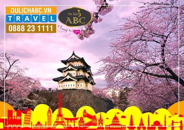 Du lịch Nhật Bản: TOKYO - NÚI PHÚ SĨ - KYOTO - OSAKA - KOBE