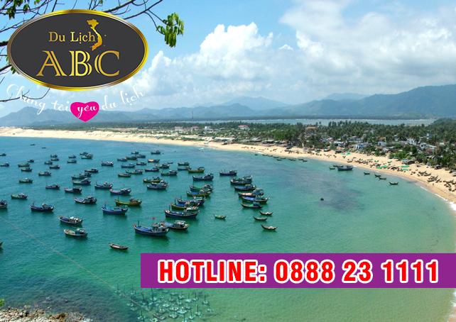 Du lịch Quy Nhơn - Phú Yên -  Vũng Bầu