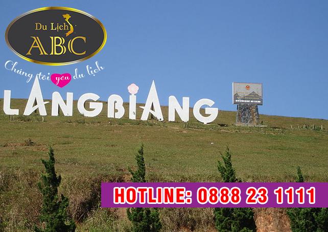DU LỊCH HÈ ĐÀ LẠT 2018 - Khu du lịch Núi Langbiang