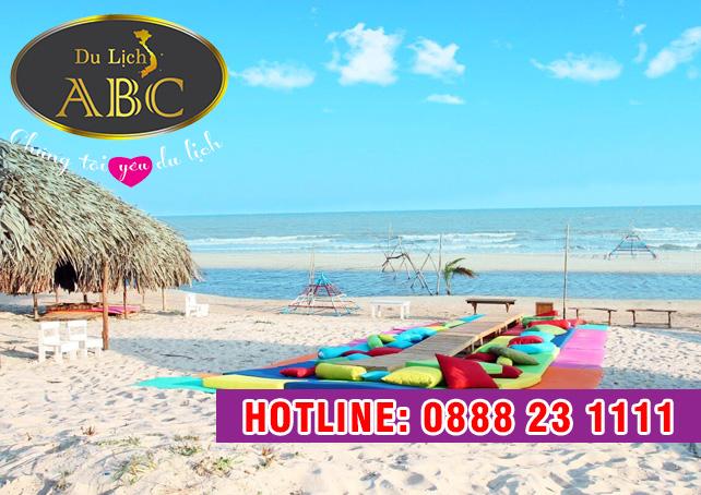 Du Lịch Phan Thiết - Khu cắm trại Sơn Mỹ Beach