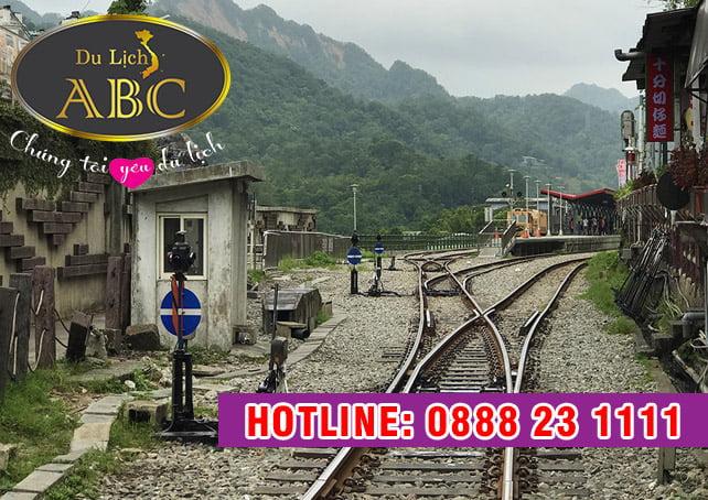 Du Lịch Đài Loan -  Làng cổ Cửu Phần (Jiufen village)