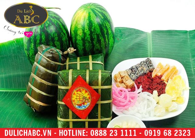 Bánh phồng – bánh tết cổ truyền Việt Nam