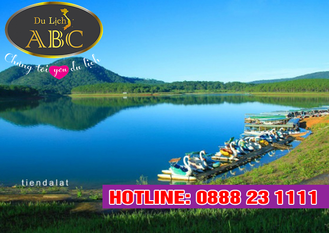 Du Lịch Hè 2018 – Du Lịch Du ngoạn hồ Tuyền Lâm thành phố Đà Lạt