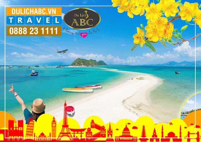 Du Lịch Tết 2020: Đảo Điệp Sơn - Nha Trang