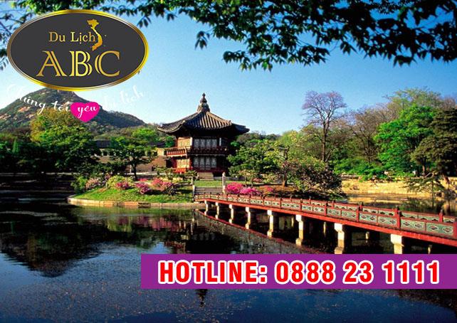 Du Lịch Hàn Quốc - Sang Hàn Quốc ngắm mùa thu ngọt ngào tại vọng lâu Bomun