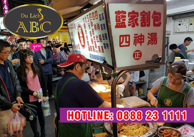 Du Lịch Đài Loan - Chợ đêm Ximendin