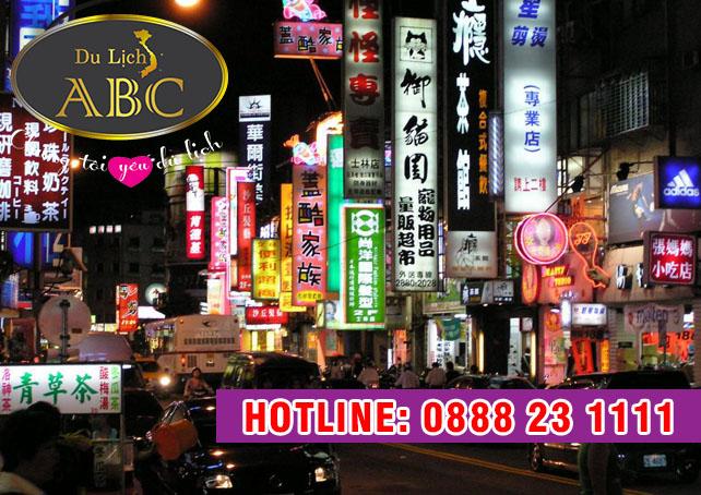 Du Lịch Đài Loan - Đi du lịch Đài Loan mà không ghé 7 địa điểm này thì ở nhà còn hơn