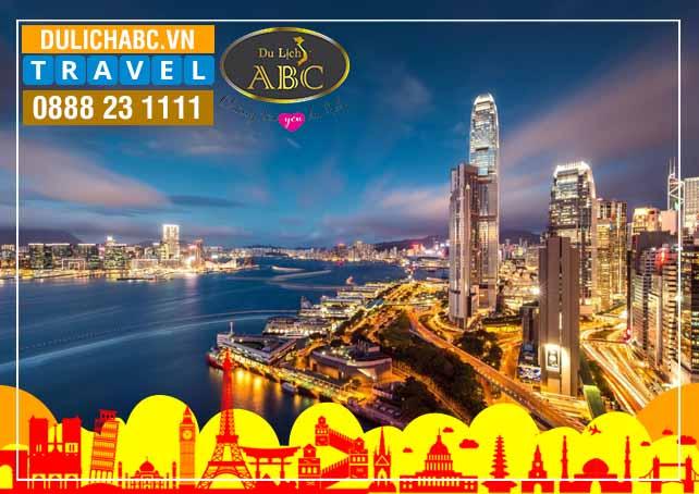 Du Lịch Hongkong: HONGKONG: DISNEYLAND - ĐẠI NHĨ SƠN - TỰ DO MUA SẮM