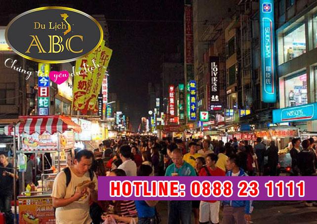 Du Lịch Đài Loan - Chợ đêm Đài Loan – Nét đẹp trong văn hóa người dân xứ Đài