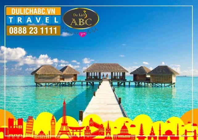 Du lịch Thiên Đường Biển MALDIVES