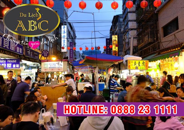 Du Lịch Đài Loan - Thiên đường Ximending Đài Loan – nơi mua sắm, vui chơi lý tưởng