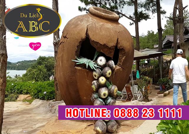 """Du Lịch Hè 2018 – Du Lịch Khám phá """"đường hầm điêu khắc"""" tại Đà Lạt"""