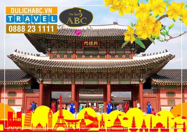 Tour Du lịch Hàn Quốc Tết Nguyên Đán 2020