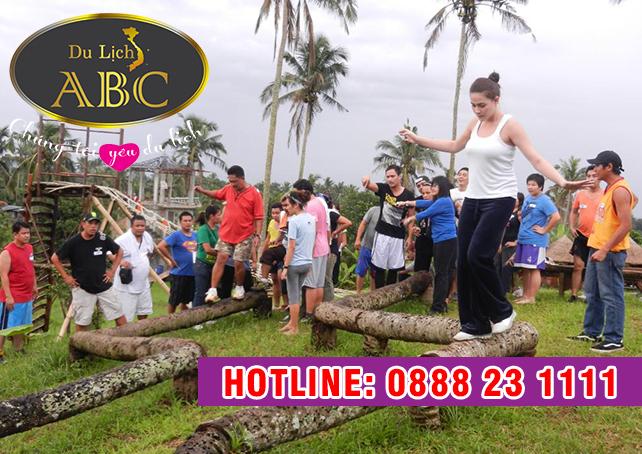 Địa điểm tổ chức teambuilding - Đảo Bình Ba - Cam Ranh