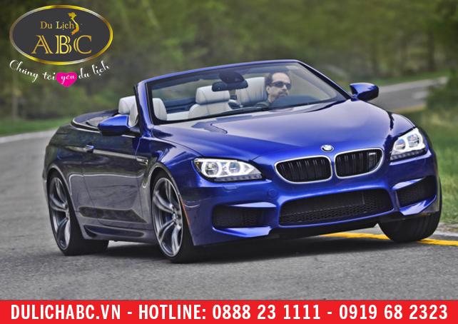 Cho thuê xe BMW M6 Cabriolet