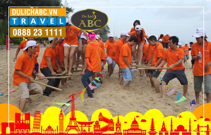 Du lịch Teambuilding Côn Đảo: Tinh Thần Thép
