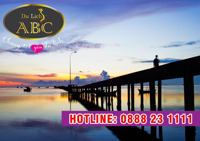 Du lịch Phú Quốc -  Làng chài cổ Hàm Ninh