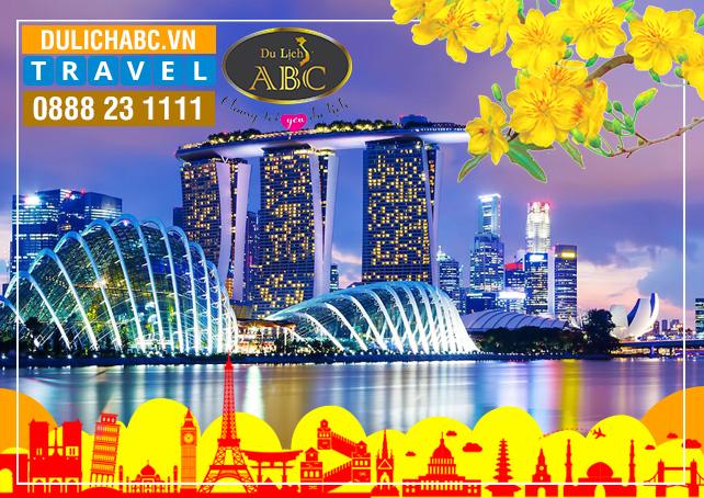Tour Du lịch Singapore - Malaysia - Indonesia Tết 2019