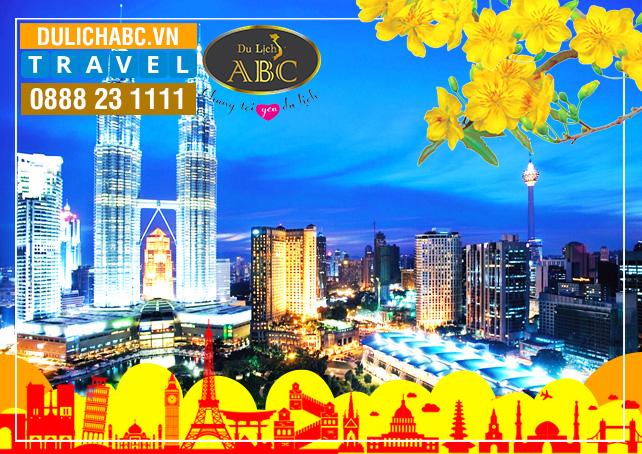 Tour Du lịch Singapore - Malaysia Tết 2019