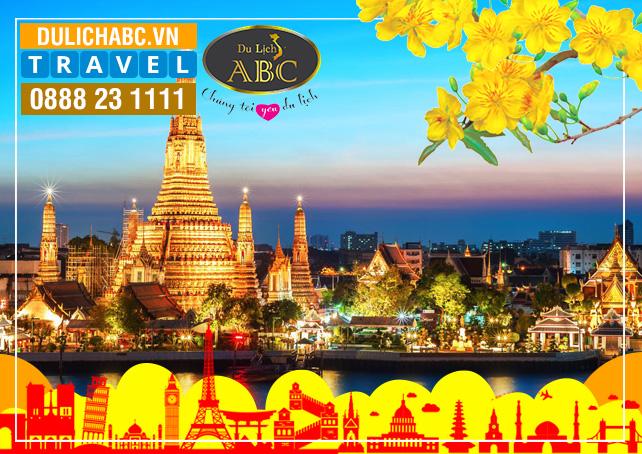 Tour Du lịch Thái Lan Tết 2019