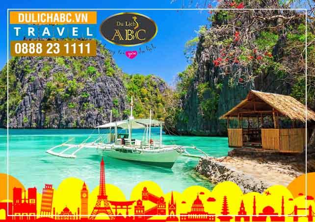 Du lịch Philippines: Manila - Pagsanjan - Tagaytay
