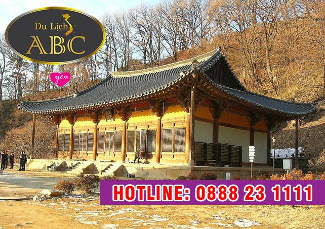 Du Lịch Hàn Quốc - Beomeosa – Ngôi Chùa Cổ Của Hàn Quốc Hơn 1.300 Năm Tuổi