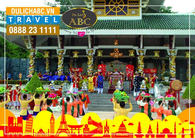 Du Lịch Châu Đốc Lễ Hội Miếu Bà Giá Rẻ 1 Ngày 1 Đêm