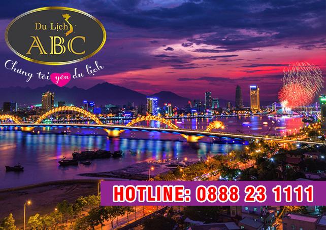 Du lịch hè đà nẵng 2018 - Cầu Rồng